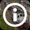 Info Jadwal Kereta Api icon