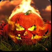 Halloween Pumpkin Live Wallp.