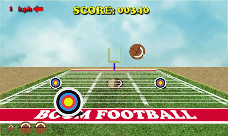 Boom Football Challenge - screenshot
