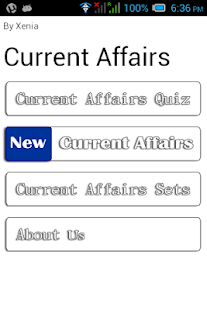 Free Daily Current Affairs GK Quiz APK