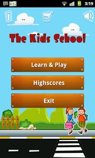 The Kids school (English) - screenshot thumbnail