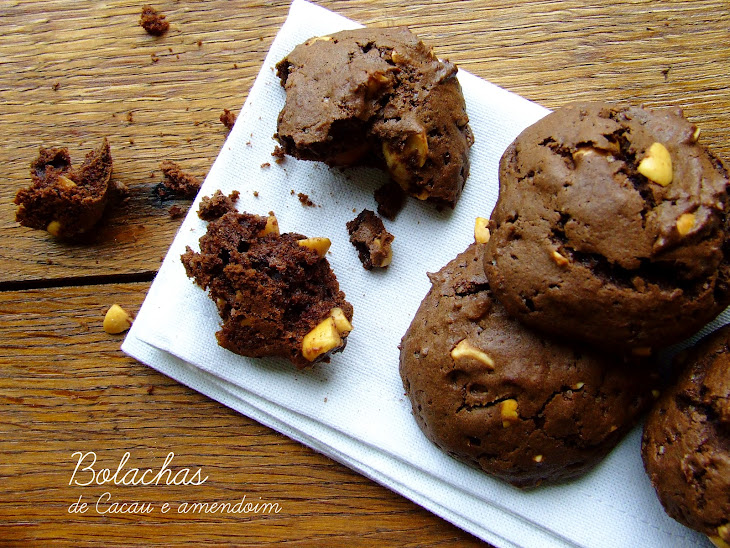 Cocoa and Peanut Biscuits Recipe