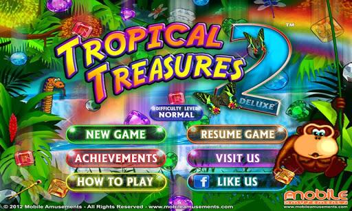 Tropical Treasures 2 Deluxe