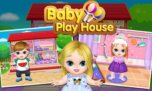 My New Baby Play House