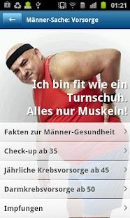Gesundheit, Männer!- screenshot thumbnail
