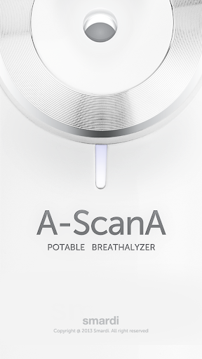 A-ScanA Smart Breathalyzer