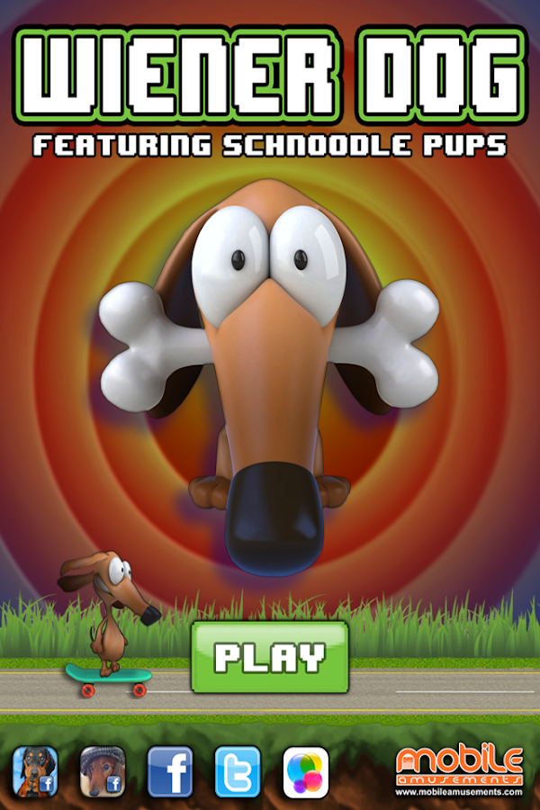 Wiener Pet Puppy Dog FREE- screenshot