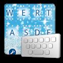 LaceLiteblue keyboard skin logo