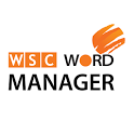 WSC Word Manager icon