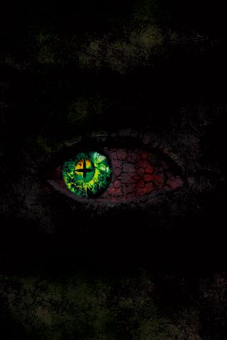 Monster Eye Live Wallpaper- screenshot