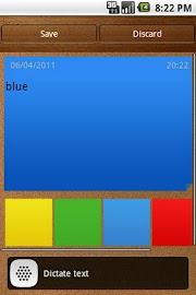 Pinched Notes HD Screenshot 2