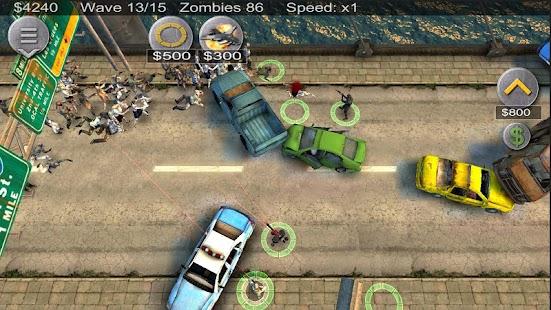 Zombie Defense Screenshot 25