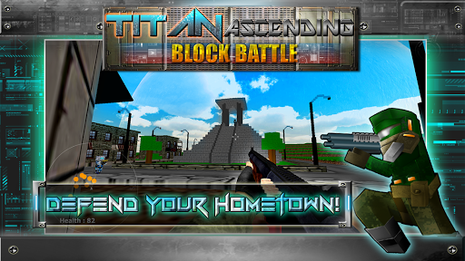 Titan Ascending Block Battle