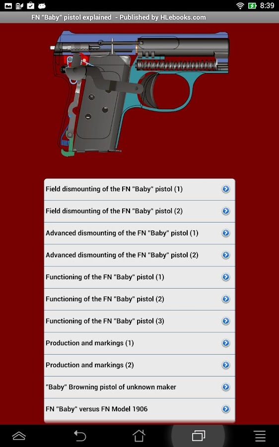 "The FN ""Baby"" pistol explained- screenshot"