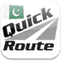 Quick Route Pakistan icon