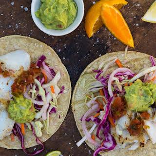 Perfect Fish Tacos.