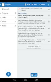 Clipper - Clipboard Manager Screenshot 14