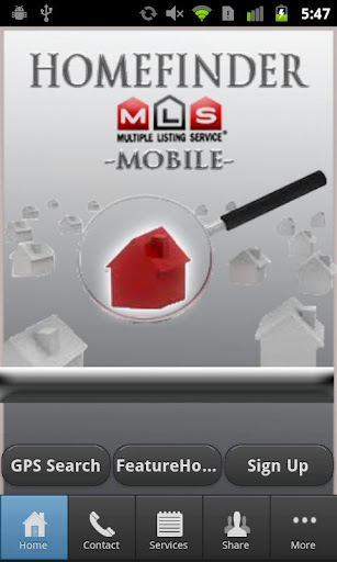 HomeFinder Mobile