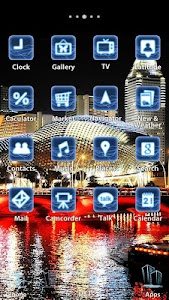 [AL] Singapore I -Lite- Theme screenshot 3