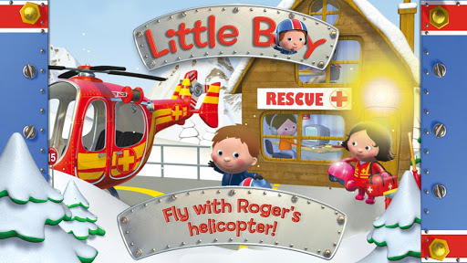 Roger's helicopter -Little Boy