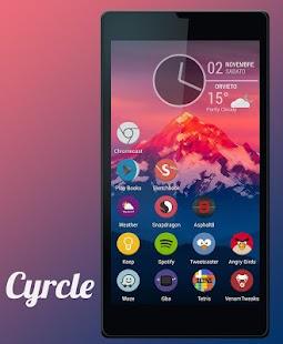 Cyrcle - Icon Pack - screenshot thumbnail