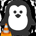 PenguIN Remote VLC icon