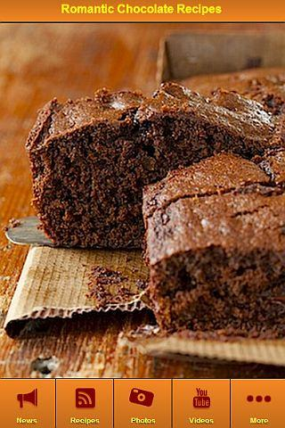 Chocolate Recipes ROMANTIC