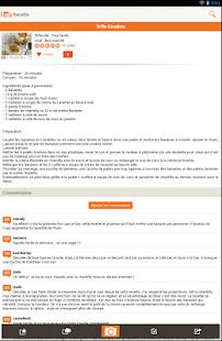 Marmiton : recettes de cuisine- screenshot thumbnail