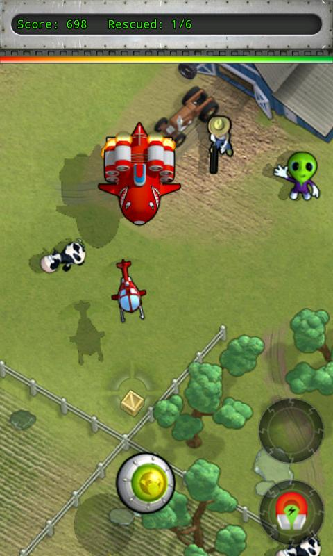 Alien Rescue Episode 1 - screenshot