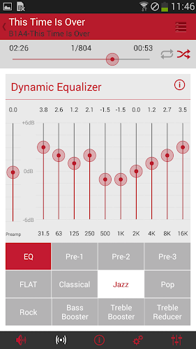 RADSONE quality sound player 1.2.2 APK