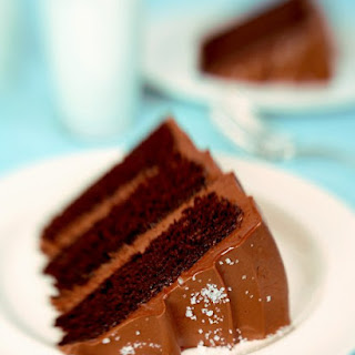 Sweet and Salty Cake.