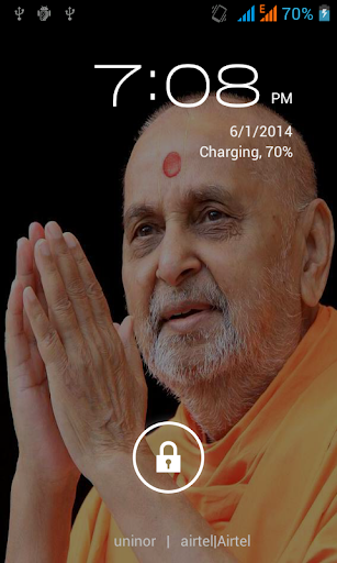 Pramukh Swami - Live Wallpaper