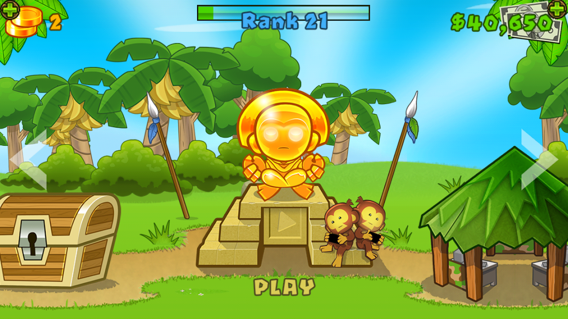 #11. Bloons TD 5 (Android)