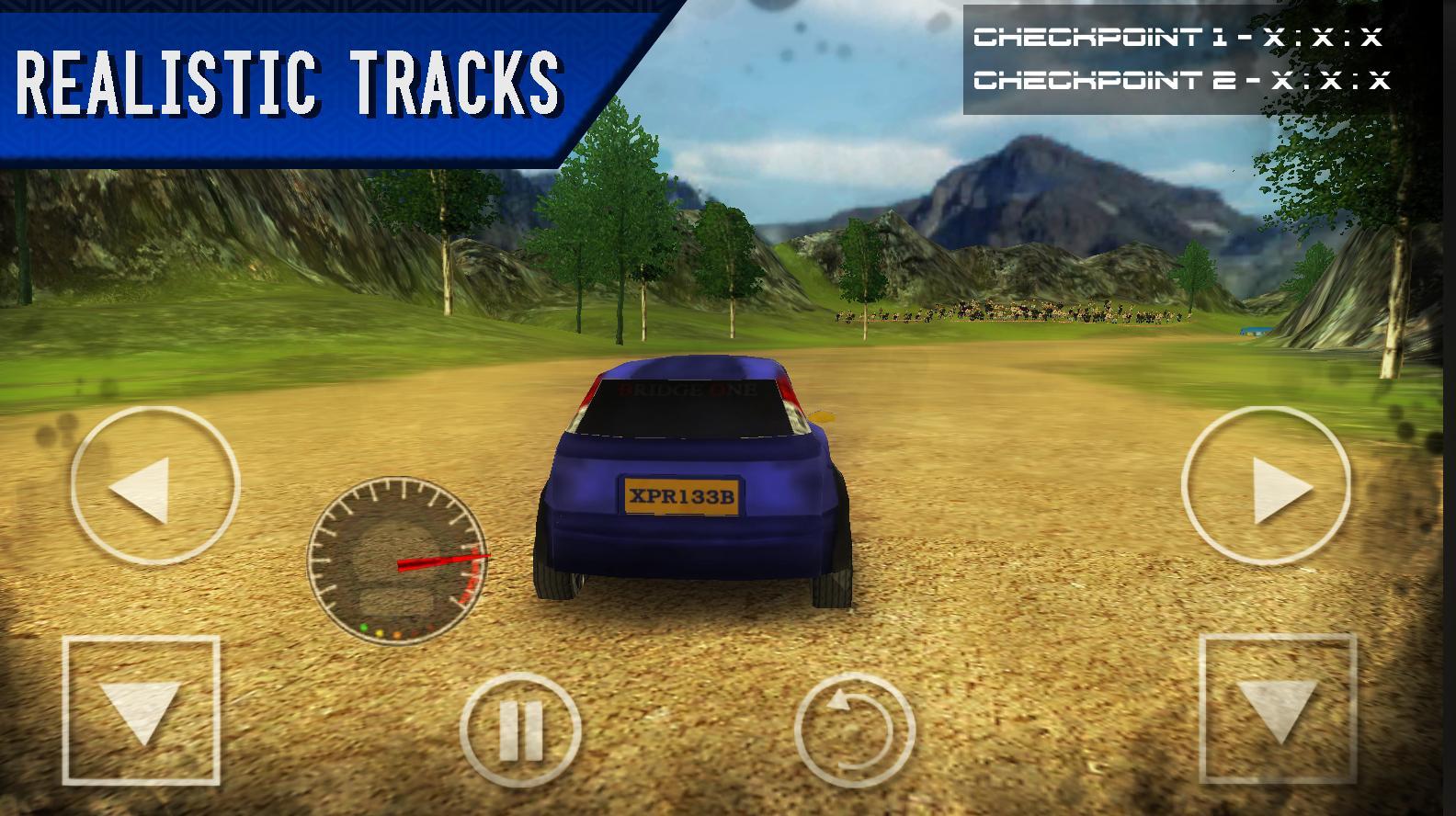 XPro Rally - screenshot