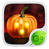 Halloween Go Keyboard Theme