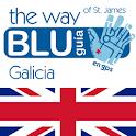 TheWayofStJamesinGPS_Galicia logo