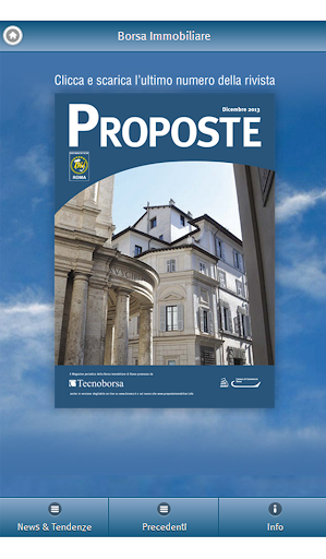 【免費書籍App】Proposte Immobiliari-APP點子