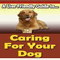 Caring For Your Dog logo
