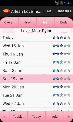 【免費生活App】愛情測試-APP點子