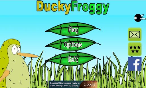 Ducky Froggy