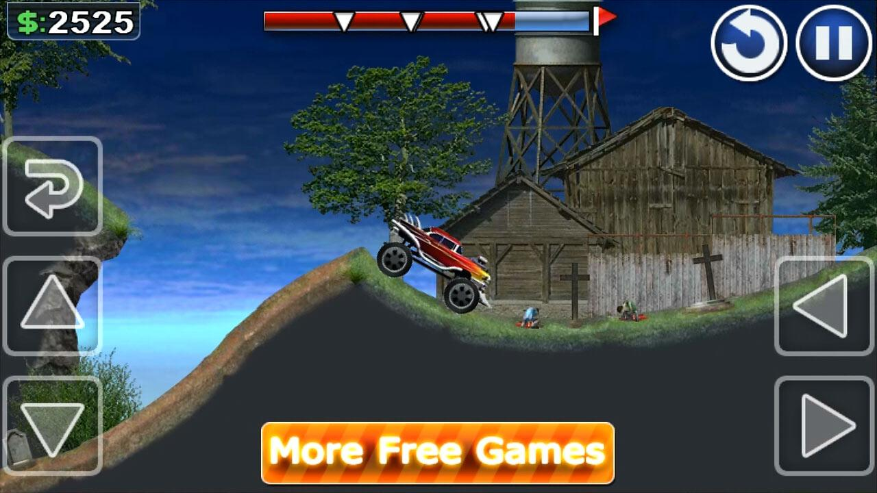 Zombie Killer Race - screenshot