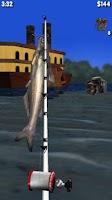 Screenshot of Big River Fishing 3D Lite