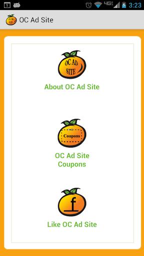 OC Ad Site