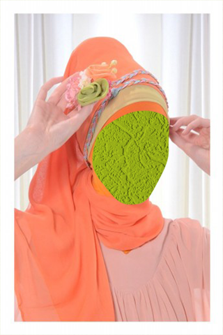 Hijab woman Photo