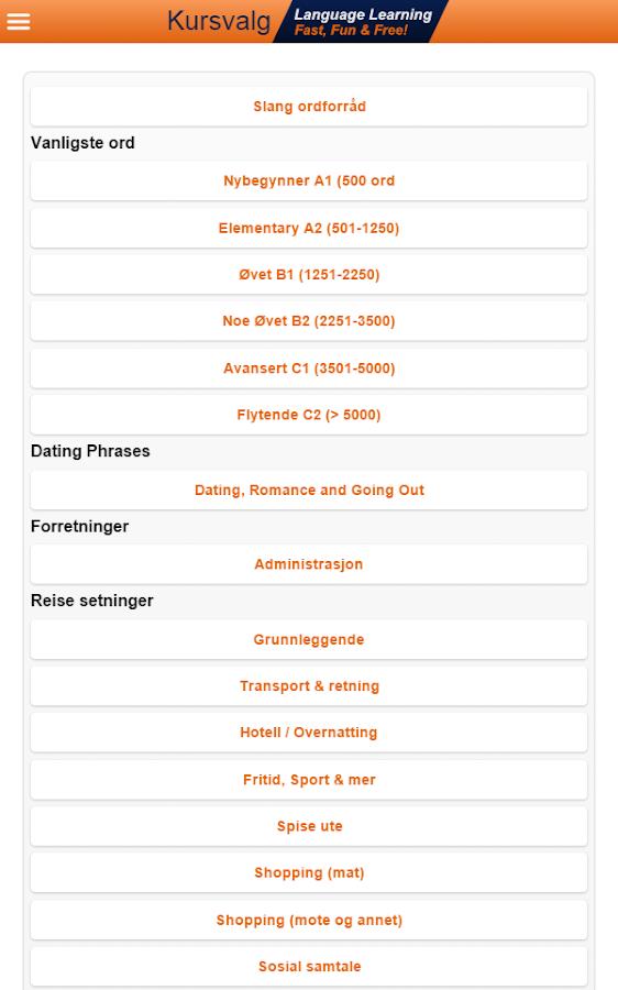 dating for voksne Frederiksberg