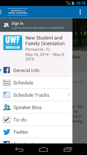 ArgoGuide: UWF - screenshot thumbnail