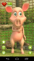 Screenshot of Talking Pong Pig