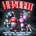 HeroBot Arcade logo