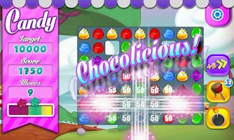Screenshot of Candy