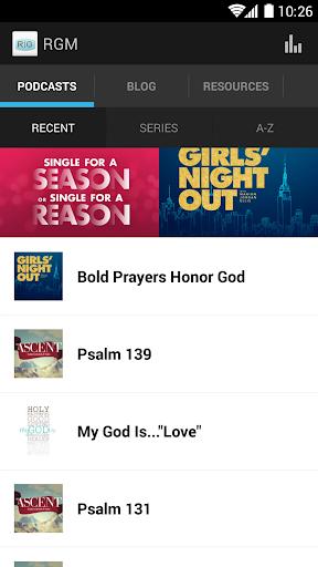 Redeemed Girl Ministries